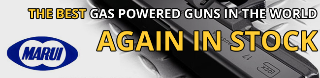 The best pistols in stock | AirsoftGuns