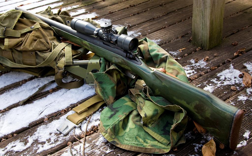 Remington 700 And Sniper Rifle M40a1 Airsoftguns