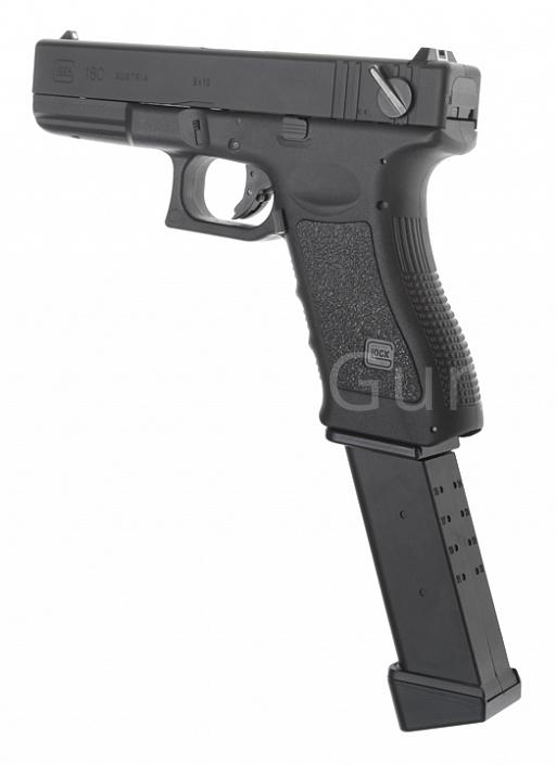 Magazine, Glock 18C AEP, 100rd, Tokyo Marui