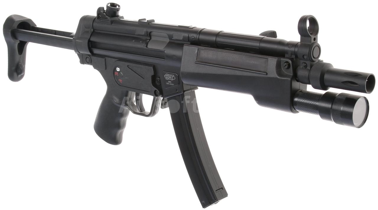 B Amp T Mp5a3 Classic Army Airsoftguns
