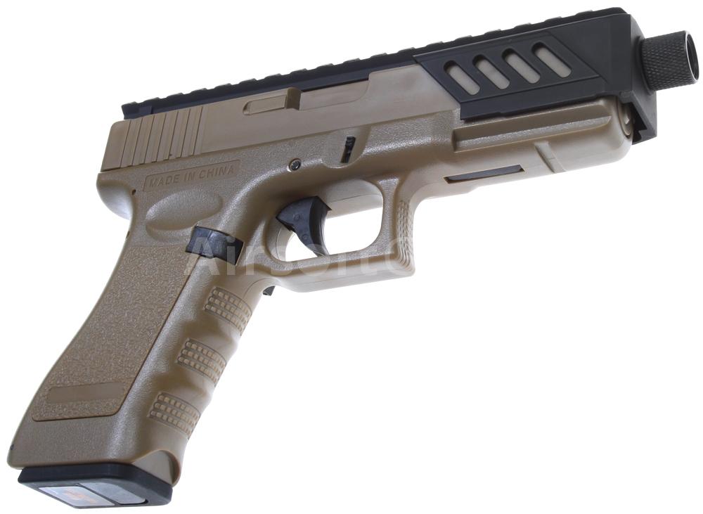 Mount Base Glock 18c Aep Cyma Airsoftguns