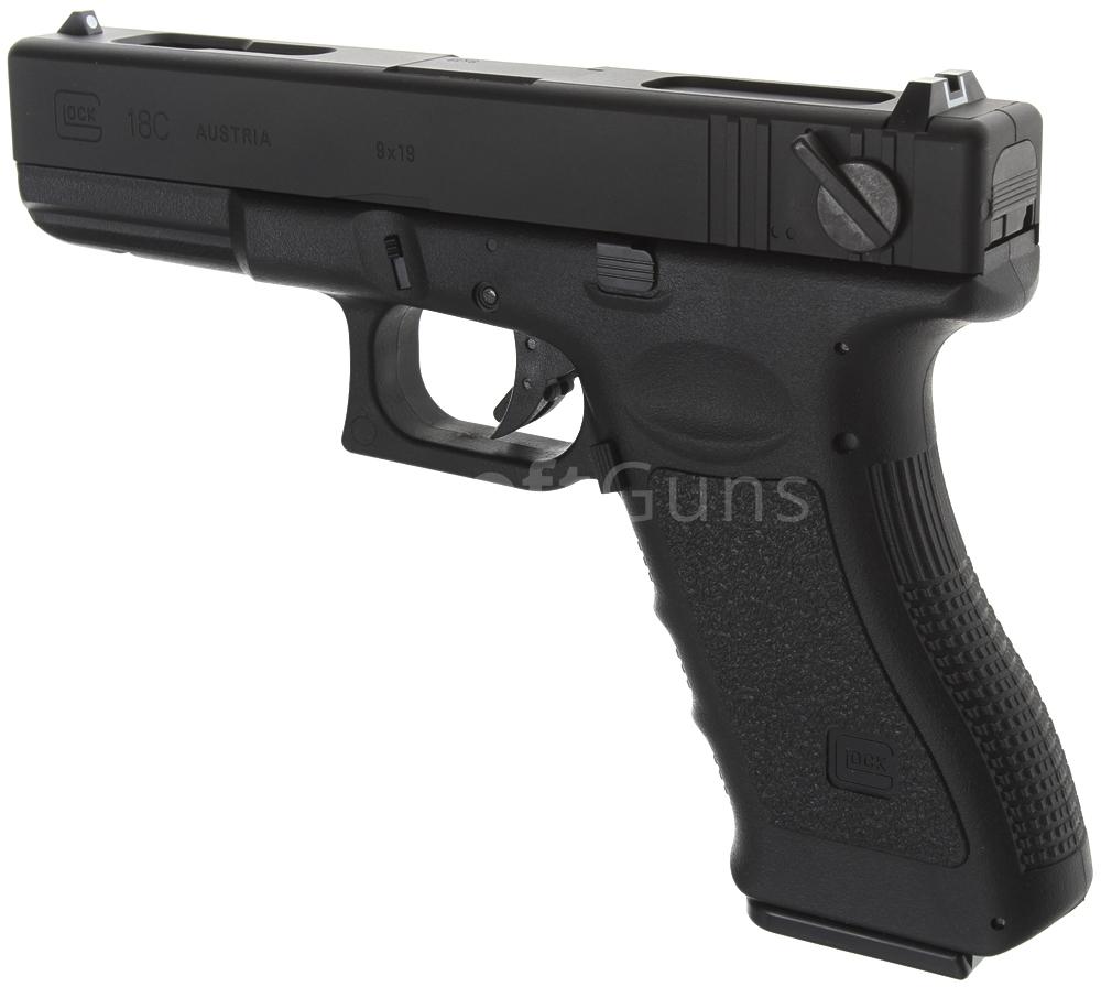 Glock 18C AEP, Tokyo Marui