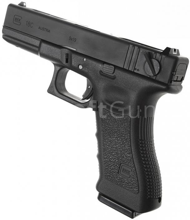 Glock 18C, GBB, Tokyo Marui