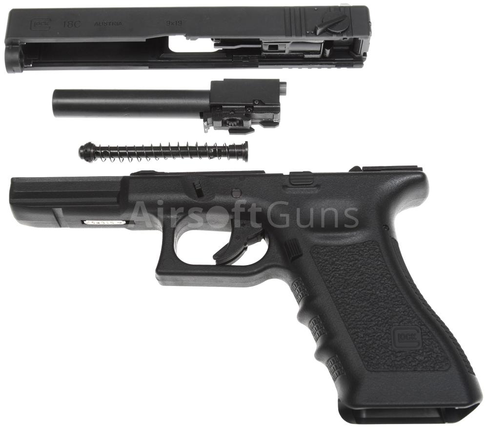 Glock 18c Gbb Tokyo Marui Airsoftguns