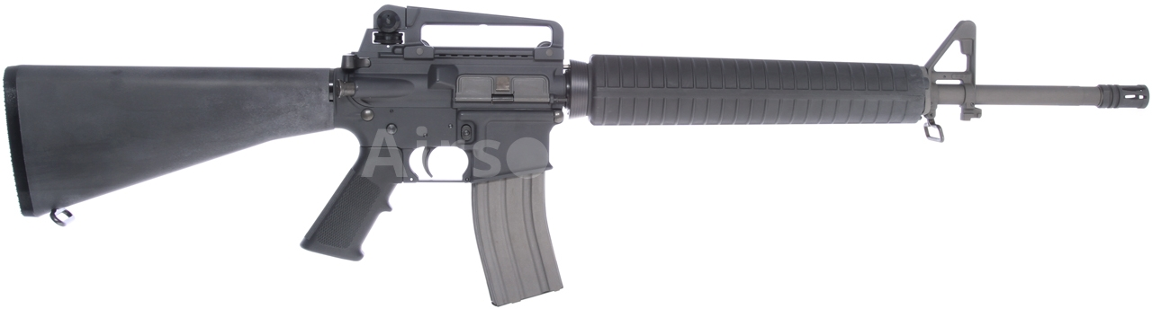 PTW MAX M16A3, M150, Systema