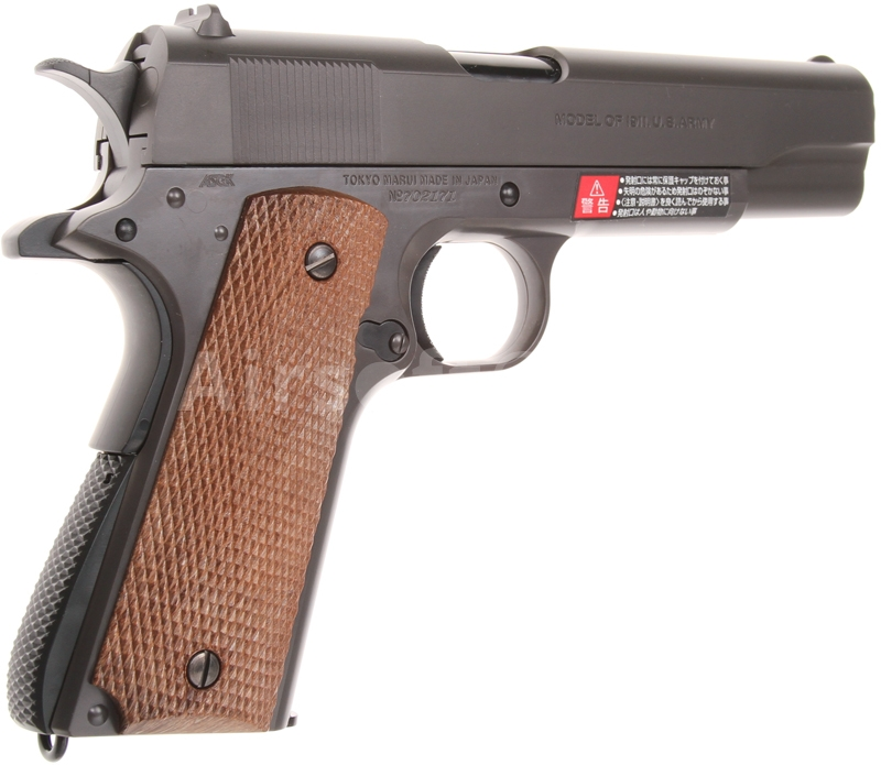 colt m1911 a1 government  hg  with hop up  tokyo marui