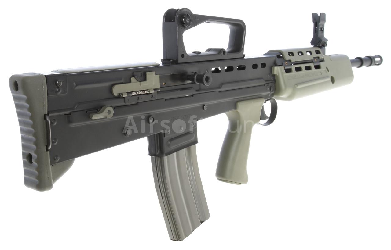 Enfield L85a1 Blowback Army R85a1 Airsoftguns Air Soft Gun L85 6