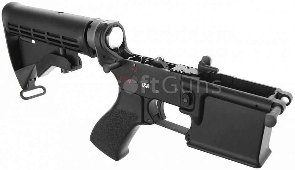 HK416, black, GBB, WE