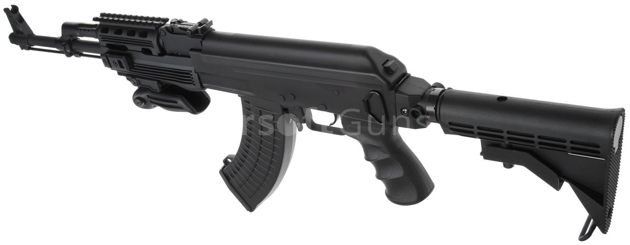 AK-47 RIS Tactical, M4 stock, Cyma, CM 028C