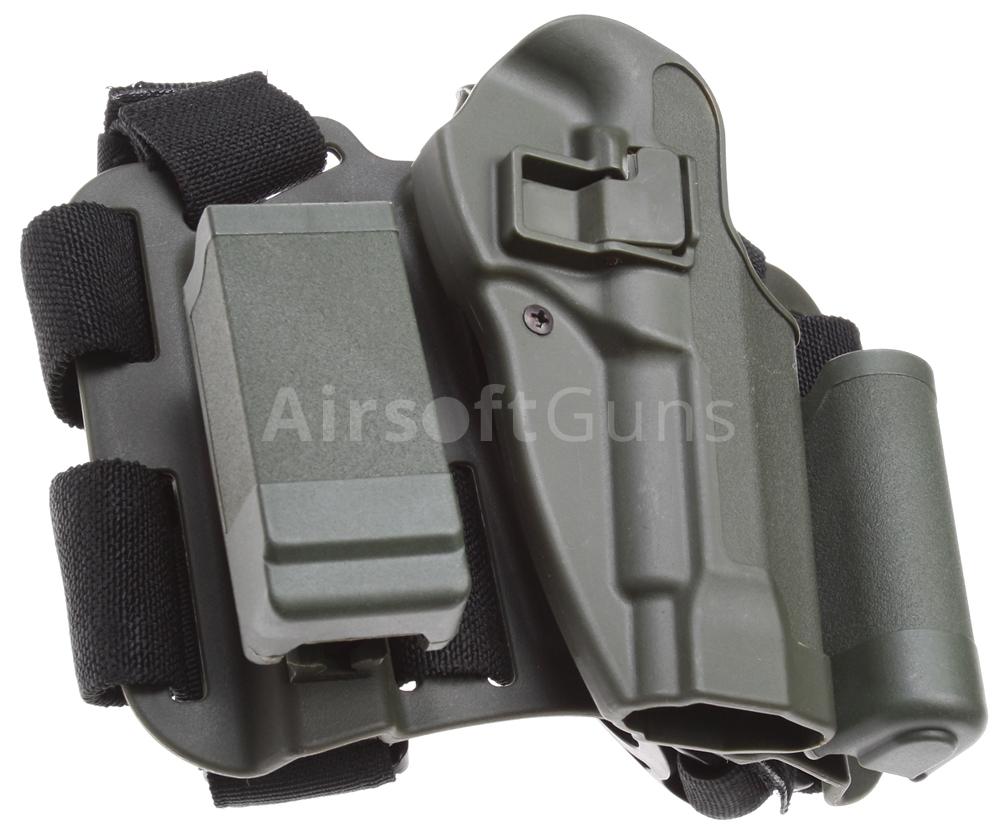 Tactical Holster Beretta M92 CQC Lite OD Blackhawk