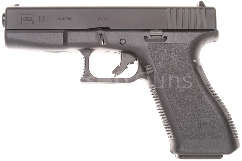 Glock 17, frame 2. gen., HG, with hop up, Tokyo Marui | AirsoftGuns