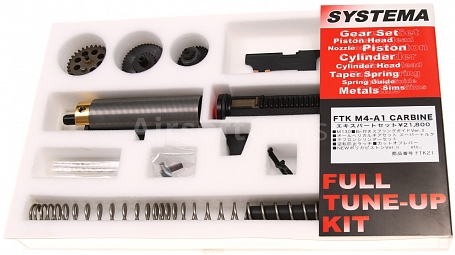 Full upgrade kit, M4A1, Expert, Systema
