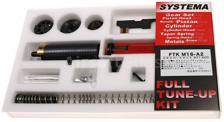 Full upgrade kit, M16A2, Expert, Systema