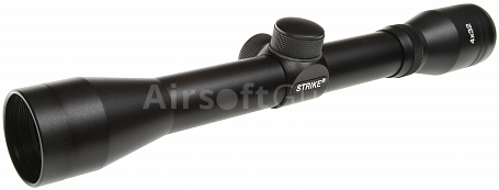 Riflescope, 4x32, Strike