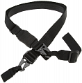 Tactical sling, three-point, hard, M4, black, Classic Army