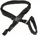 Tactical sling, three-point, soft, M16, black, Classic Army
