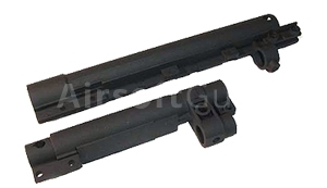 Metal gas tube above handguard, G3, Classic Army