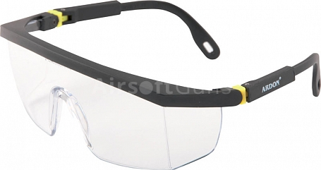 Protective glasses, V10-000, clear, Ardon