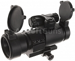 Red dot sight, Aimpoint M2 1x30, low mount, ACM