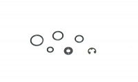 Spare o-rings for gas guns, KM HEAD 1950