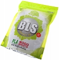 Airsoft BBs, 0.25g, 6mm, 4000rd, BIO Precision, BLS