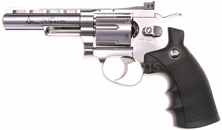 Dan Wesson, 4 inch, stainless, Hi-Power, GNB, ASG