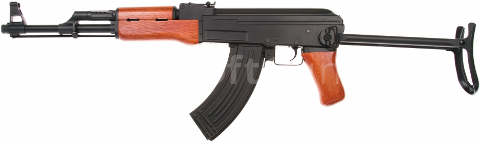 AK-47S, real wood, metal, Cyma, CM.042-S