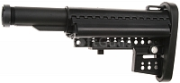 Tactical retractable stock, M16, M4, VLTOR EMod, D-Boys