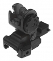 Folding sight for M16, M4, rear, D-Boys
