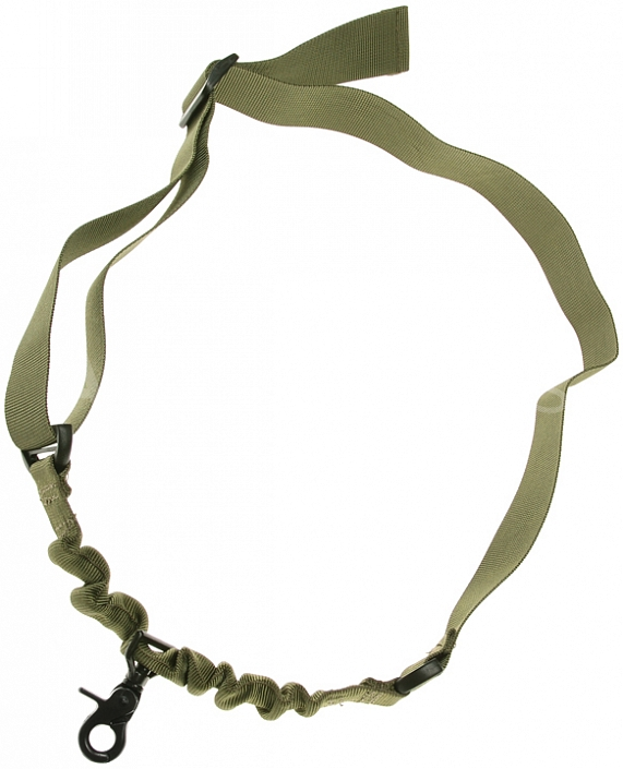 Tactical sling, one-point, OD, ACM