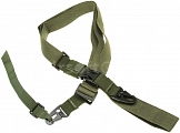 Tactical sling, three-point, OD, ACM