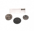 Set of gears, helical teeth, 300%, Element