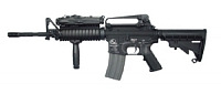 Armalite M15A4 RIS Carbine, new version, Classic Army