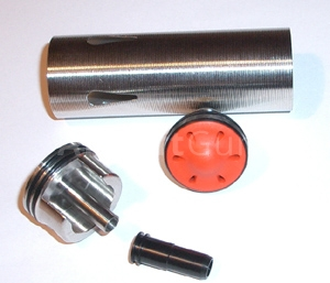 Cylinder set, New Bore Up, for M4A1, Systema