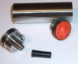 Cylinder set, New Bore Up, for SG1, Systema