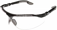 Sports goggles, clear, Uvex