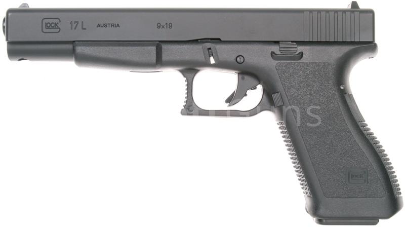 Glock 17 Long, frame gen. 2, HG, with hop up, Tokyo Marui | AirsoftGuns