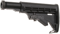 Tactical retractable stock, M16, M4, M15, Classic Army