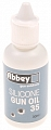 Silicone oil, Abbey