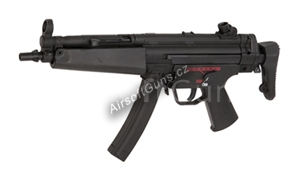 B&T MP5A5, without lights, Classic Army