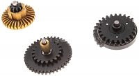 Set of gears, flat teeth, high speed, 14:1, SHS