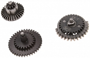 Set of gears, flat teeth, high speed, 13:1, SHS