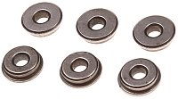 Bushings, steel, oilless, 8mm, SHS