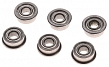 Bearings, ball, 7mm, SHS