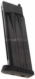 Magazine, CZ 75D Compact, spring ver., 13rd, ASG