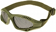Tactical goggles, Zero, mesh, OD, ACM