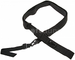 Tactical sling, three-point, black, ACM
