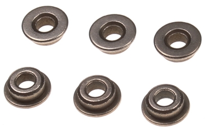 Bushings, steel, oilless, 6mm, SHS