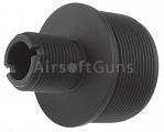 Silencer adaptor for VSR-10 G-Spec and L96 AWS, PDI
