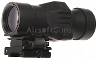 Optics, 4xMag., EOTech, ACM